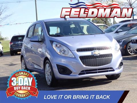 2014 Chevrolet Spark for sale in Highland, MI