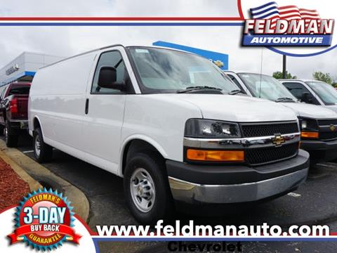 2017 Chevrolet Express Cargo for sale in Highland, MI