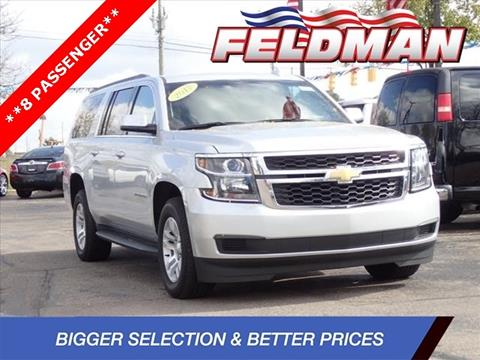 2017 Chevrolet Suburban for sale in Highland, MI