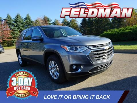 2018 Chevrolet Traverse for sale in Highland, MI