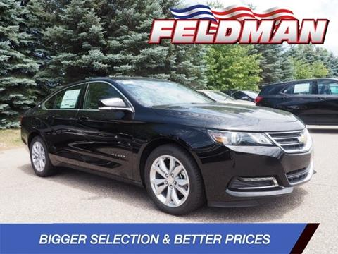 2018 Chevrolet Impala for sale in Highland, MI