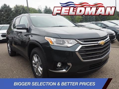 2018 Chevrolet Traverse for sale in Highland, MI
