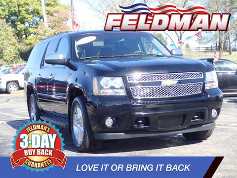 2011 Chevrolet Suburban for sale in Highland, MI