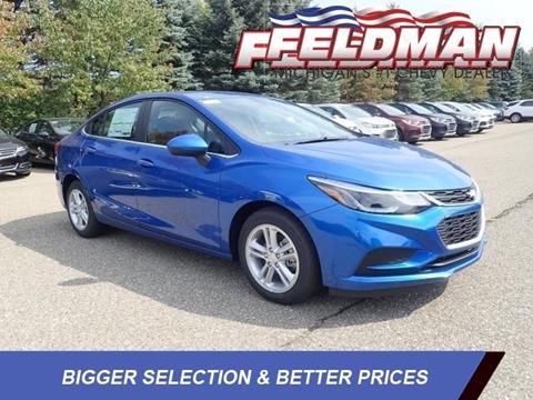 2018 Chevrolet Cruze for sale in Highland, MI