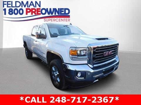 2018 GMC Sierra 2500HD for sale in Highland, MI