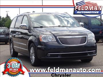 2014 Chrysler Town and Country for sale in Highland, MI