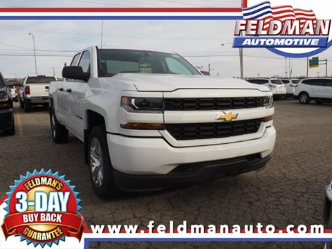 2017 Chevrolet Silverado 1500 for sale in Highland, MI