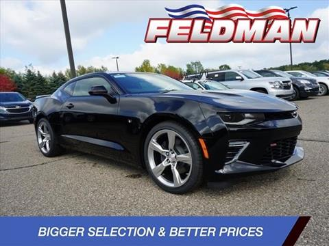 2018 Chevrolet Camaro for sale in Highland, MI