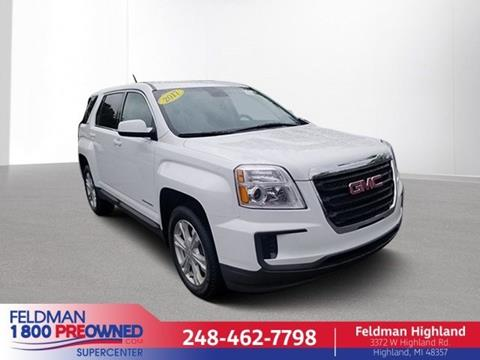 2017 GMC Terrain for sale in Highland, MI