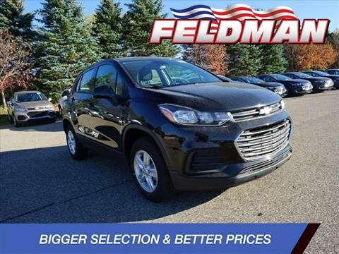 2018 Chevrolet Trax for sale in Highland, MI