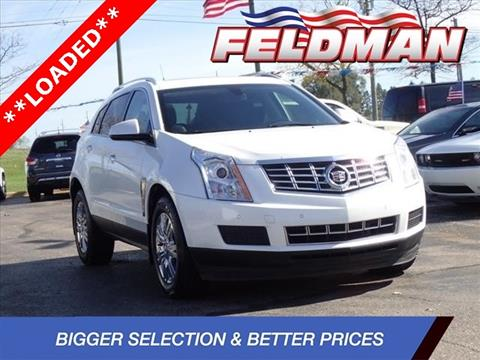 2013 Cadillac SRX for sale in Highland, MI