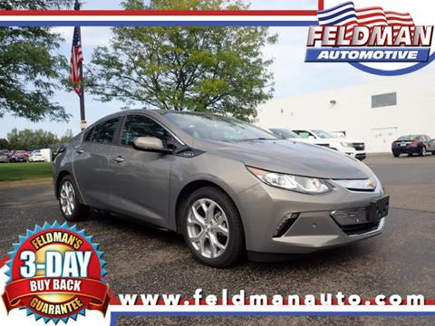 2017 Chevrolet Volt for sale in Highland, MI