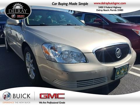 2008 Buick Lucerne for sale in Delray Beach FL