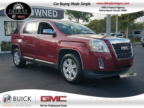 2010 GMC Terrain for sale in Delray Beach FL