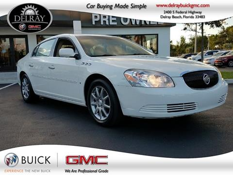 2006 Buick Lucerne for sale in Delray Beach, FL