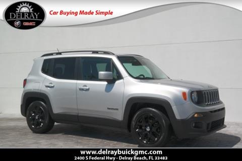 2015 Jeep Renegade for sale in Delray Beach, FL