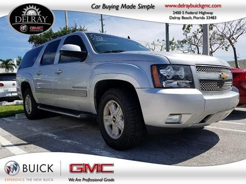 2012 Chevrolet Suburban for sale in Delray Beach, FL