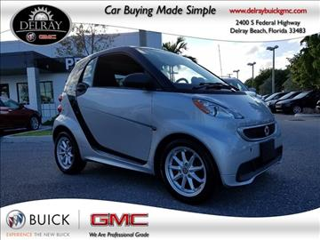 2015 Smart fortwo for sale in Delray Beach, FL