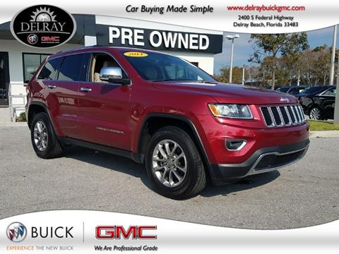 2014 Jeep Grand Cherokee for sale in Delray Beach FL