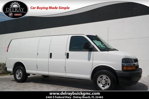 19e151067a8ac4 2018 Chevrolet Express Cargo for sale in Delray Beach