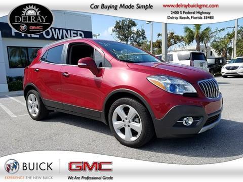 2015 Buick Encore for sale in Delray Beach, FL