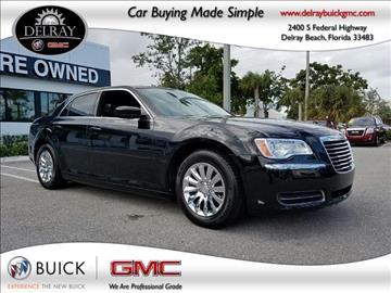2013 Chrysler 300 for sale in Delray Beach, FL