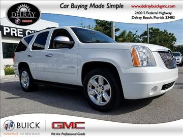 2010 GMC Yukon for sale in Delray Beach, FL