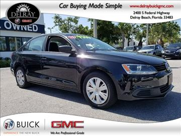 2012 Volkswagen Jetta for sale in Delray Beach, FL