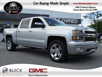 Chevrolet Silverado 1500 For Sale Delray Beach Fl