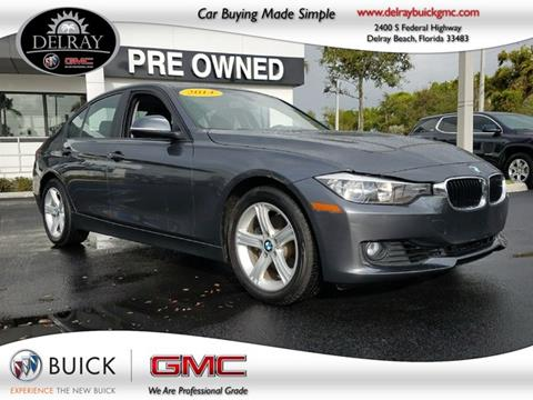 2014 BMW 3 Series for sale in Delray Beach FL