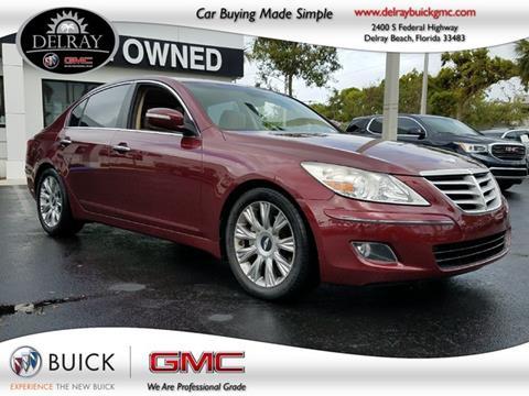 2011 Hyundai Genesis for sale in Delray Beach FL