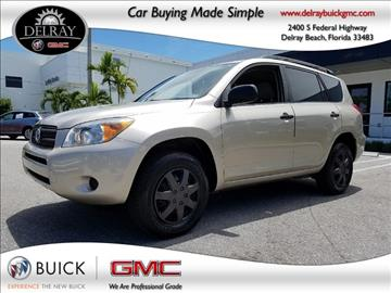 2008 Toyota RAV4 for sale in Delray Beach, FL