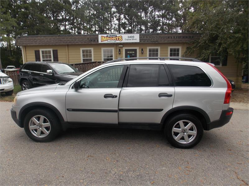 volvo xc90 for sale in raleigh nc. Black Bedroom Furniture Sets. Home Design Ideas