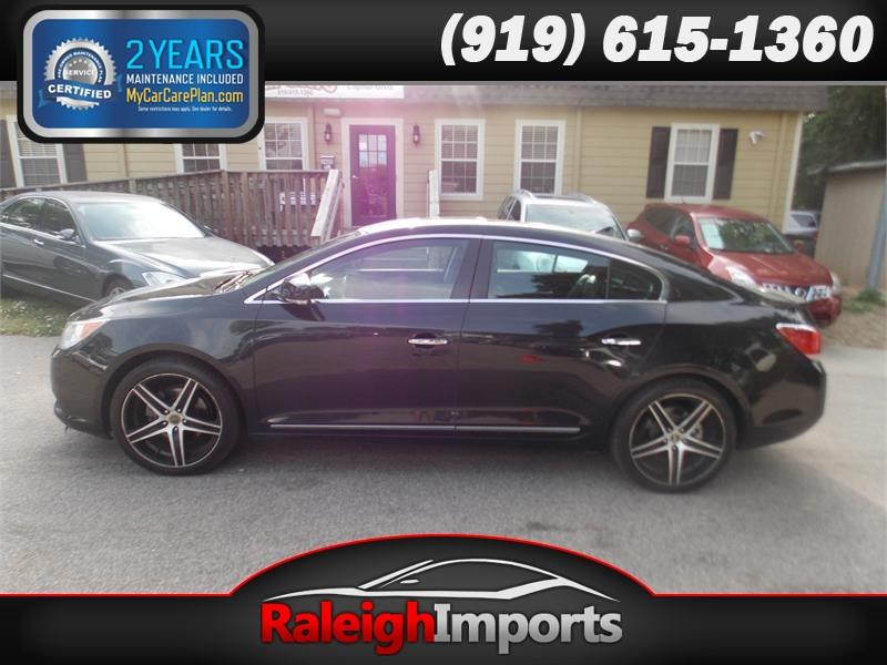 lacrosse motors in raleigh nc cxs veh contact buick sedan