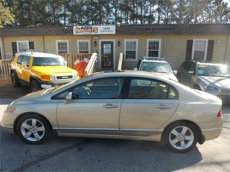 Buy Here Pay Here Raleigh Nc >> 2008 Honda Civic For Sale in Raleigh, NC - Carsforsale.com