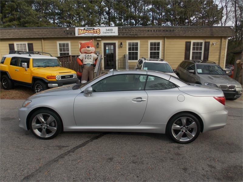 lexus is 250 for sale in raleigh nc. Black Bedroom Furniture Sets. Home Design Ideas