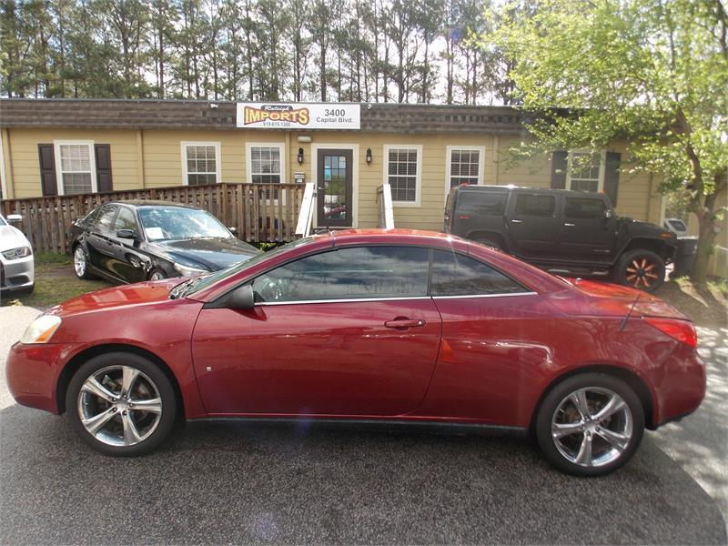 Used 2008 Pontiac G6 For Sale in North Carolina ...