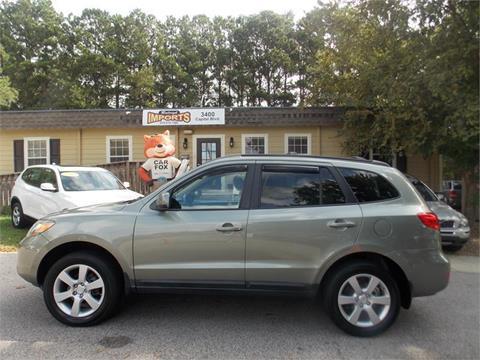 2009 Hyundai Santa Fe for sale in Raleigh, NC