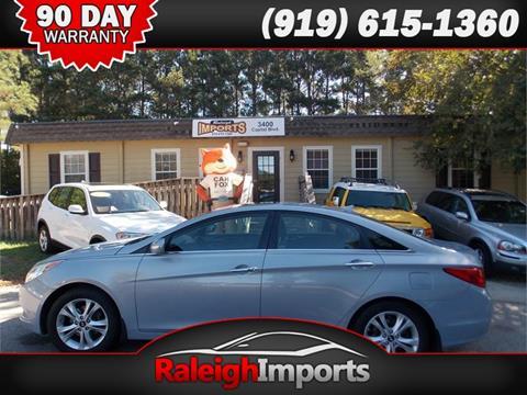 2011 Hyundai Sonata for sale in Raleigh, NC