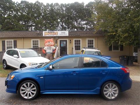 2010 Mitsubishi Lancer Sportback for sale in Raleigh, NC