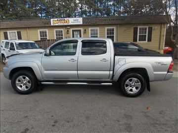 toyota tacoma for sale raleigh nc. Black Bedroom Furniture Sets. Home Design Ideas