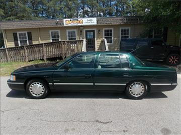 1997 Cadillac DeVille for sale in Raleigh, NC