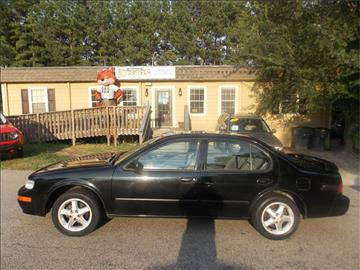 1999 Nissan Maxima for sale in Raleigh, NC