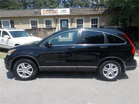 2010 Honda CR-V for sale in Raleigh, NC