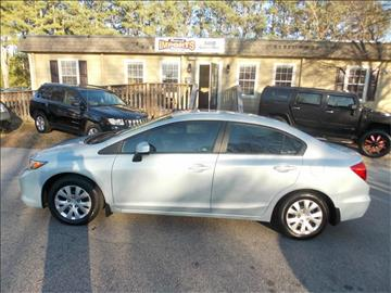 2012 Honda Civic for sale in Raleigh, NC