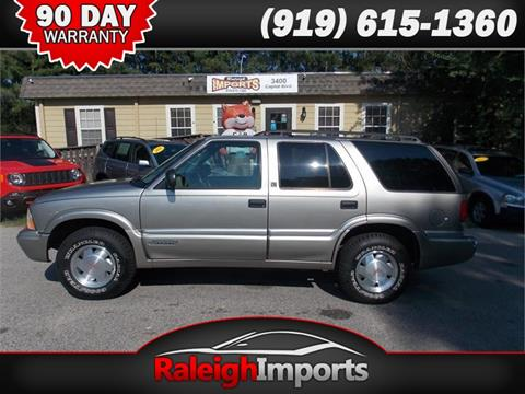2001 GMC Jimmy for sale in Raleigh, NC