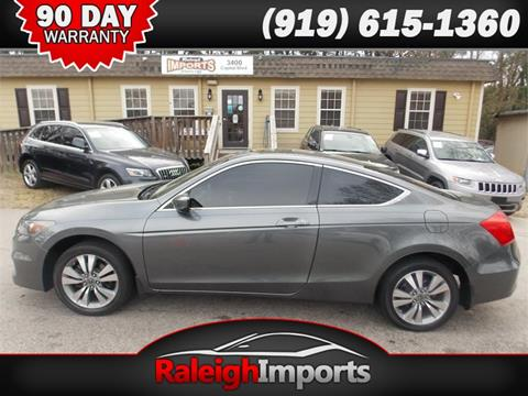 2011 Honda Accord for sale in Raleigh, NC