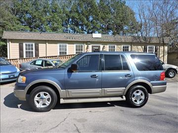 2004 Ford Expedition for sale in Raleigh, NC