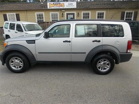 2008 Dodge Nitro for sale in Raleigh, NC