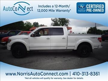 2014 Ford F-150 for sale in Ellicott City, MD